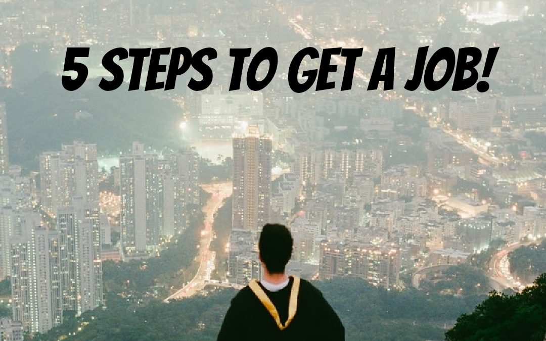 How to find a job in Dubai with no experience for fresh graduate